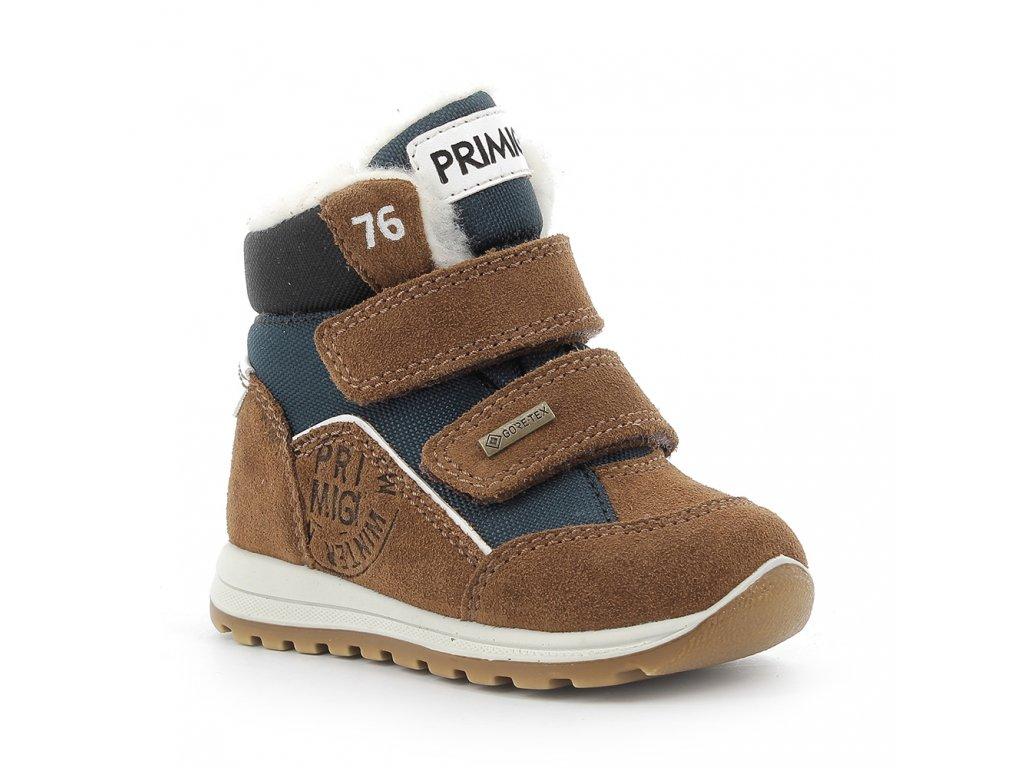 Zimní obuv Primigi 6356711 s GoreTex membránou