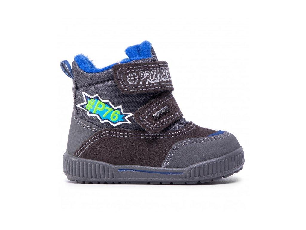 Zimní obuv Primigi 6361511 s GoreTex membránou