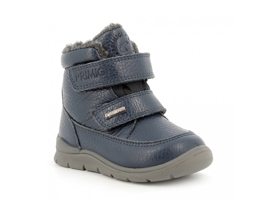 Zimní obuv Primigi 6358200 s GoreTex membránou