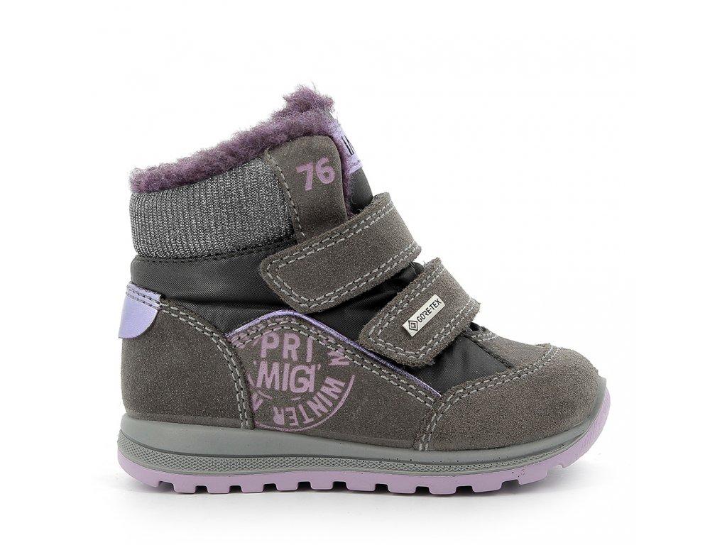 Zimní obuv Primigi 6356755 s GoreTex membránou