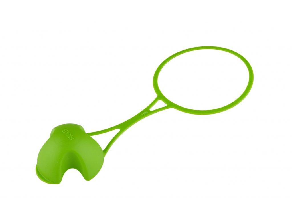 Zdravá lahev - krytka Floppy zelená