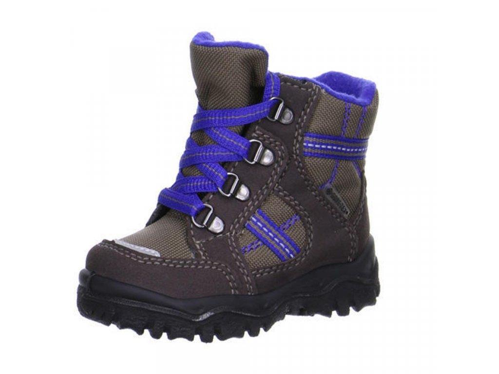Zimní obuv Superfit 5-00042-11 s Gore-Tex membránou