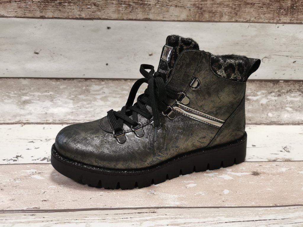 Zimníi obuv CICIBAN 801718F Dover Bronzo