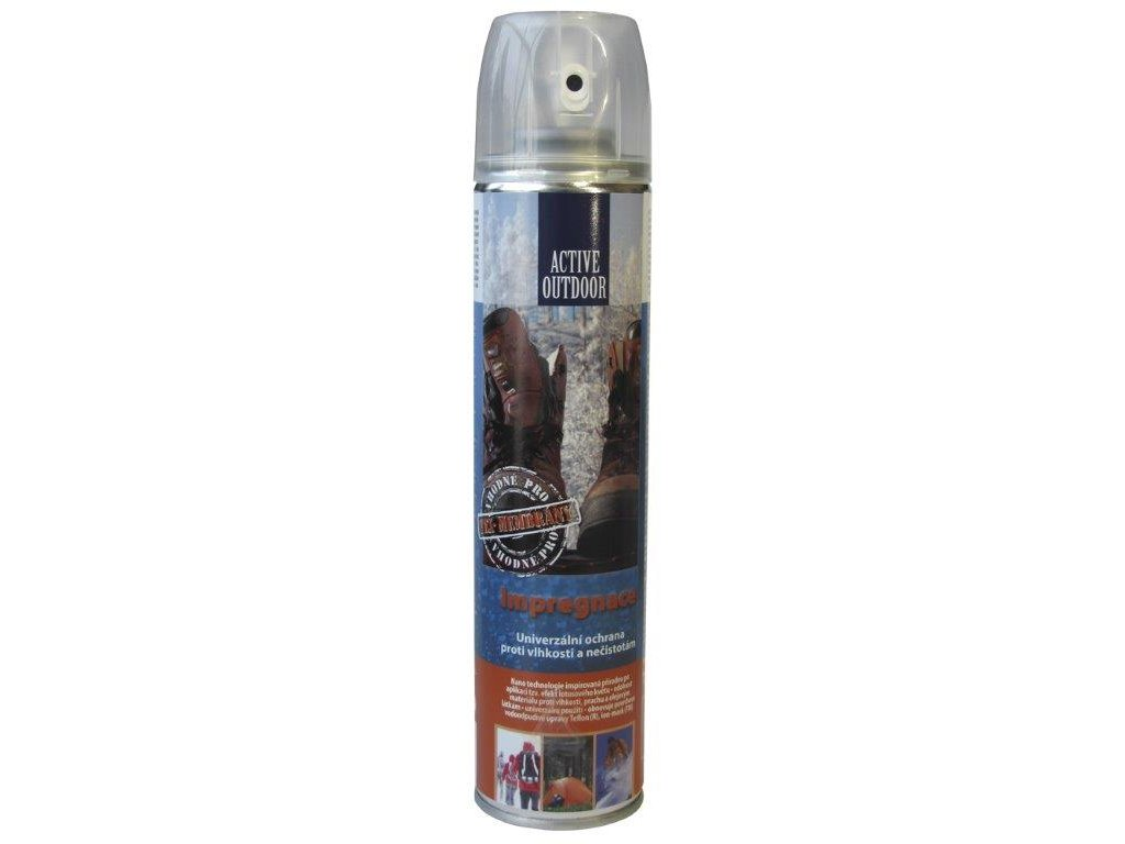 sg active outdoor impregnace 300ml nahled