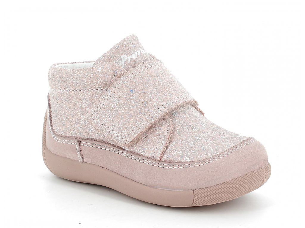 Celoroční obuv capáčky Primigi 7369000 rossa/lilla