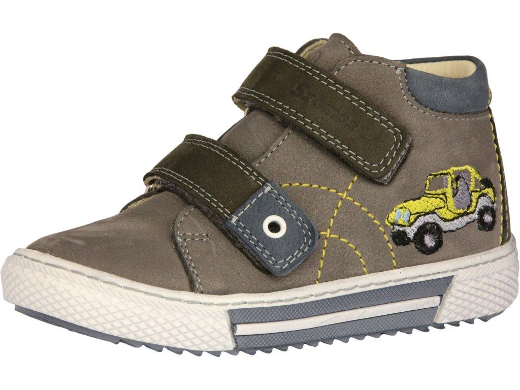 Celoroční obuv Szamos 1592-200732