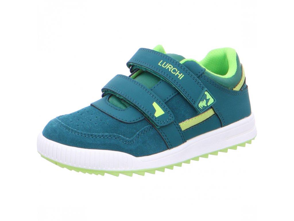 Celoroční obuv Lurchi 33-48000-26 GERO green