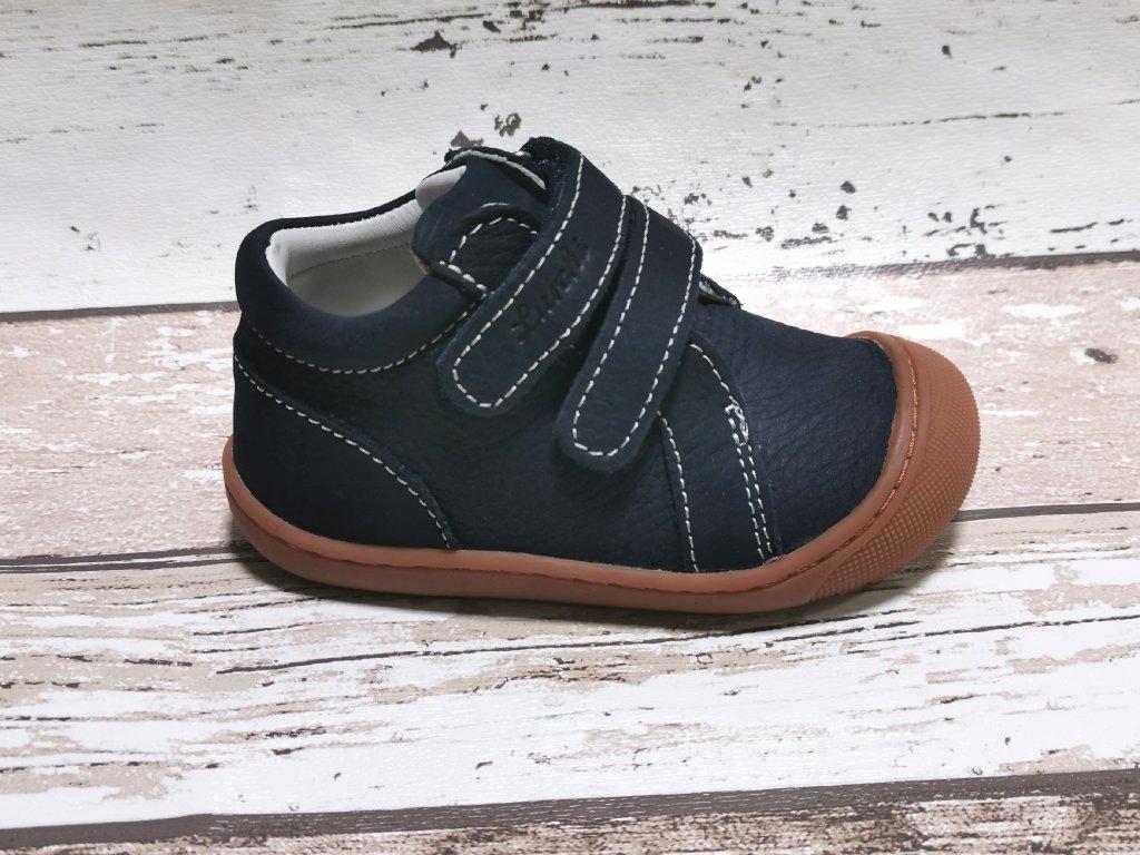 Celoroční obuv Lurchi 33-12050-22 IRU navy barefoot