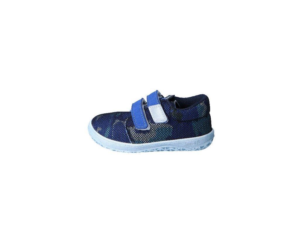 B7v modrá