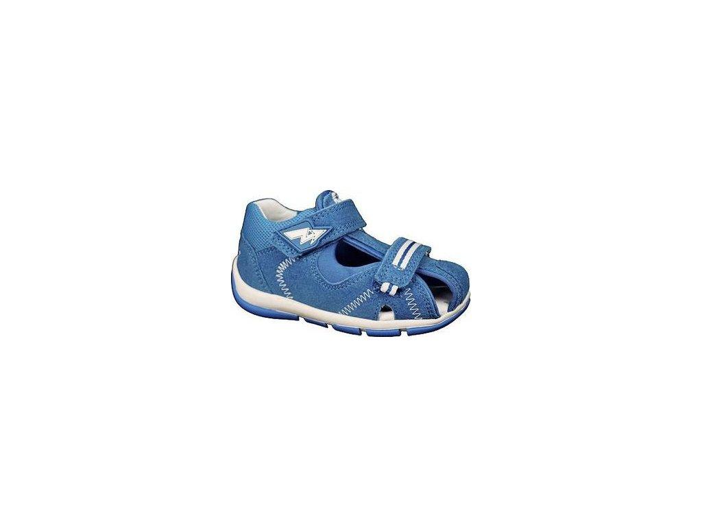 Letní sandálky Superfit 4-09145-81 FREDDY blau