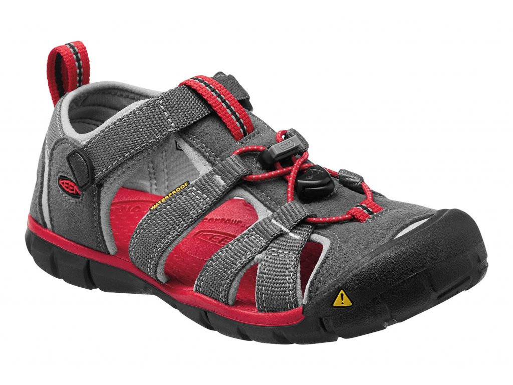 Letní sandálky KEEN Seacamp II 1022970 magnet/drizzle