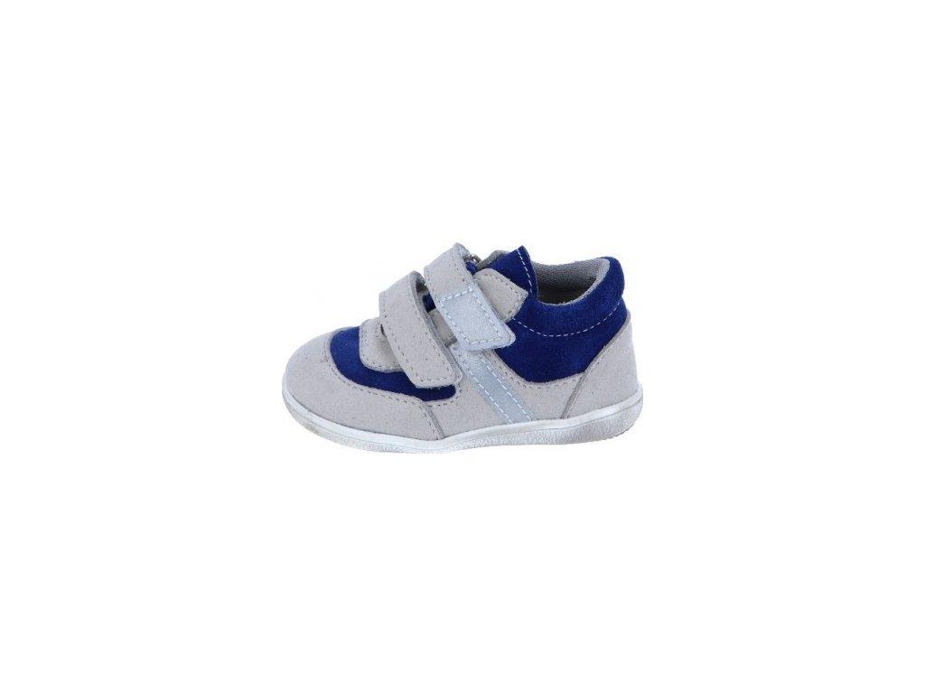 Celoroční obuv Jonap 051SV šedá