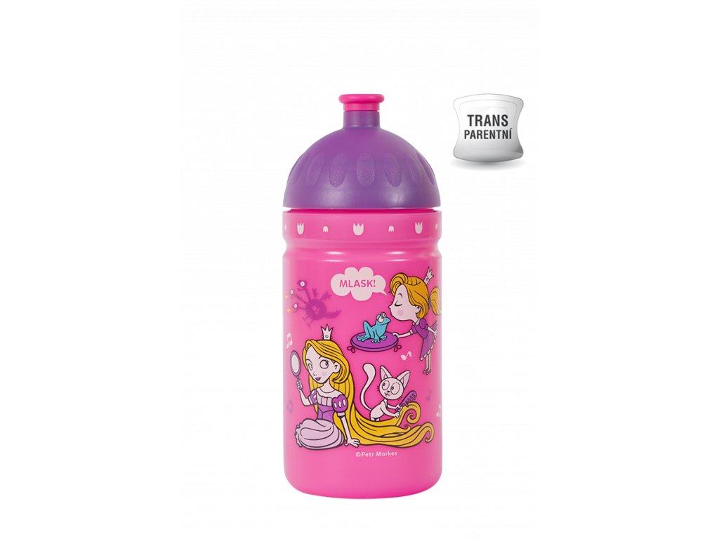 Zdravá lahev Svět princezen 0,5l