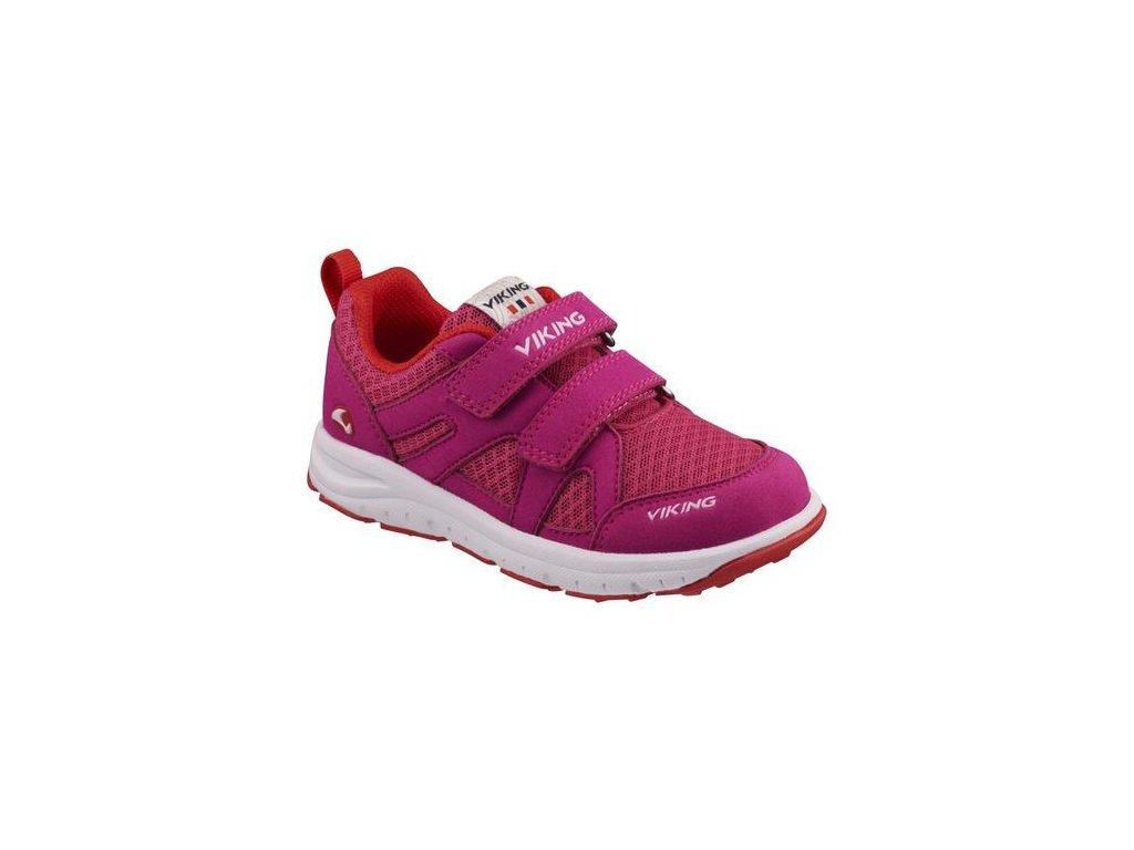 Celoroční obuv Viking 3-48920-9610 magenta/red