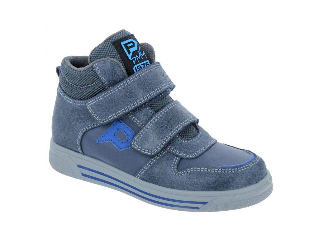 primigi boys 4375211 blue leather boots uk 45 1293 1600