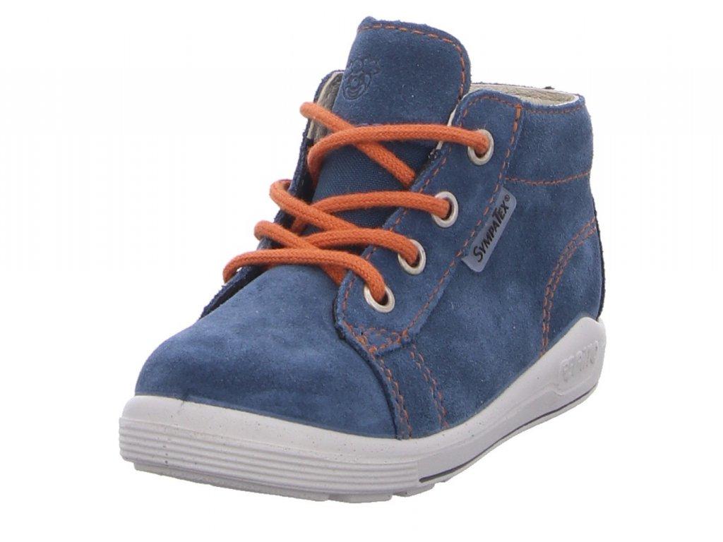 Celoroční obuv Ricosta 2422000/142 ZAYNI pavone