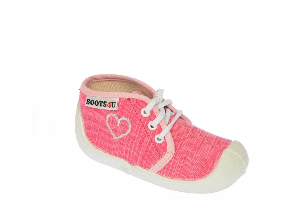 Boots4u T015 pink