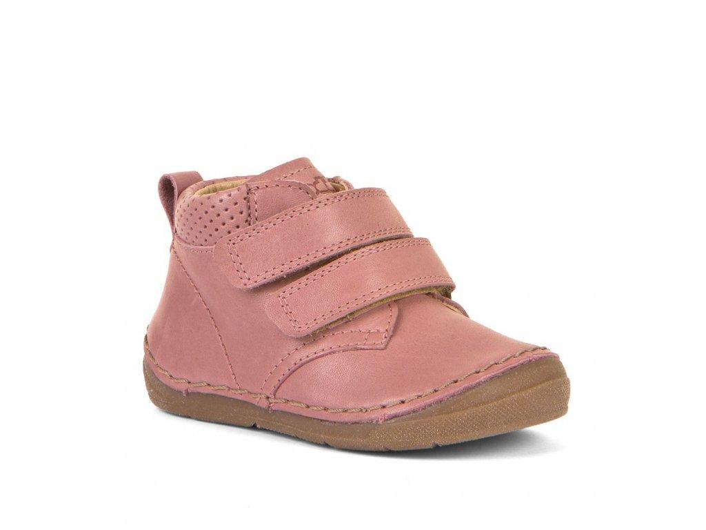 Celoroční obuv Froddo G2130241-11 Pink barefoot