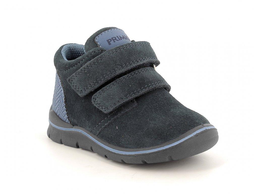 Celoroční chlapecká obuv Primigi 8352022 modrá