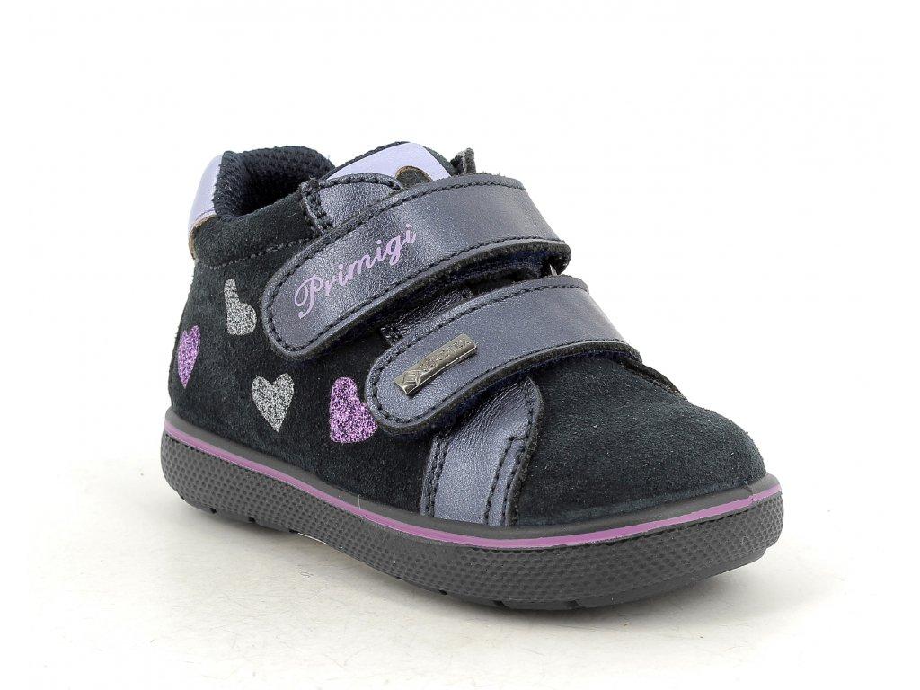Dívčí celoroční obuv Primigi 8357011 Gore-tex membrána