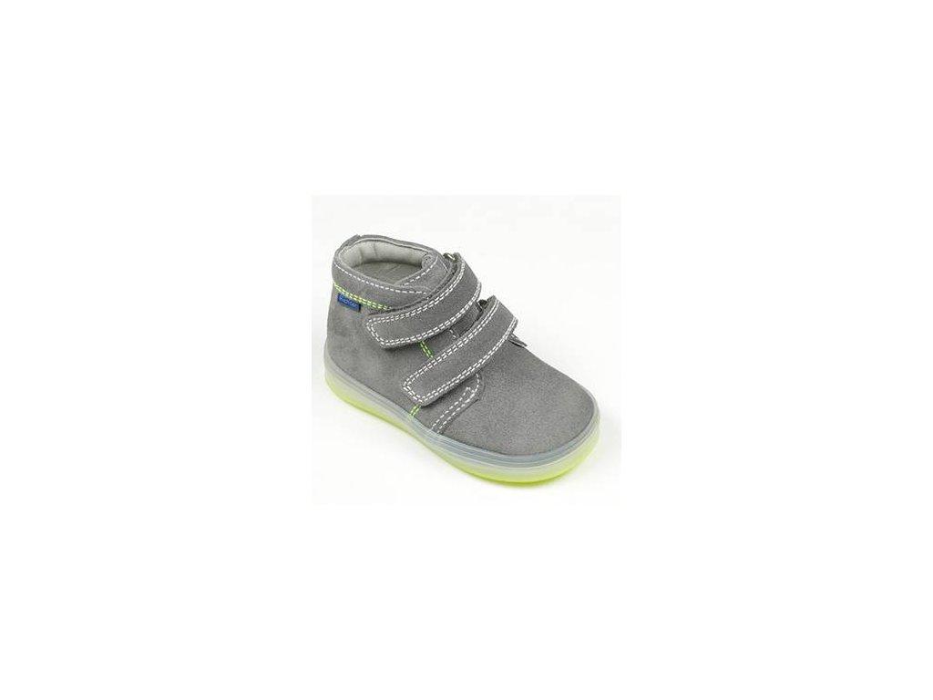 Celoroční obuv Richter 0951 7111 6600 stone