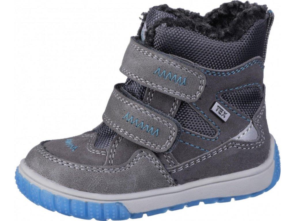 Zimní obuv Lurchi 33-14673-44 JAUFEN s membránou