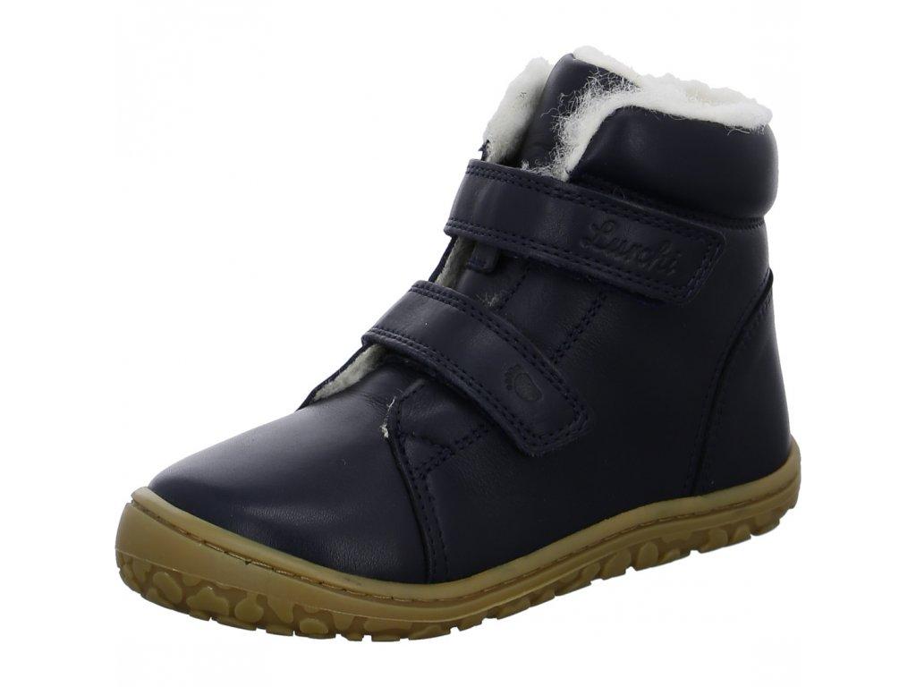 Zimní obuv Lurchi 33-50006-02 NIK barefoot
