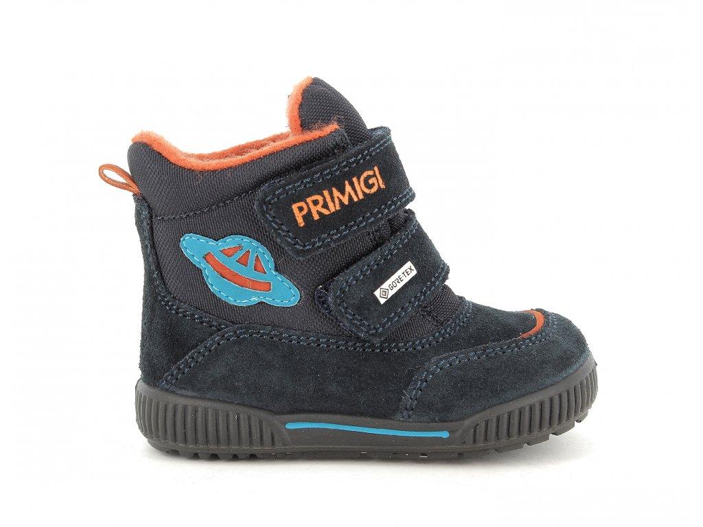Zimní obuv Primigi 8364200 s GoreTex membránou