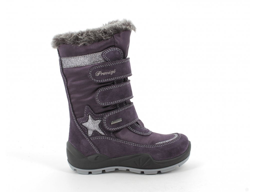 Zimní obuv Primigi 8383955 s GoreTex membránou