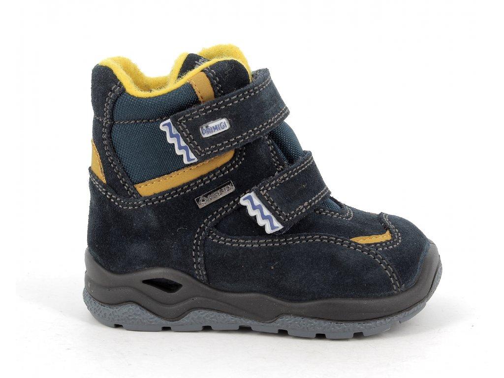 Zimní obuv Primigi 8366022 s GoreTex membránou