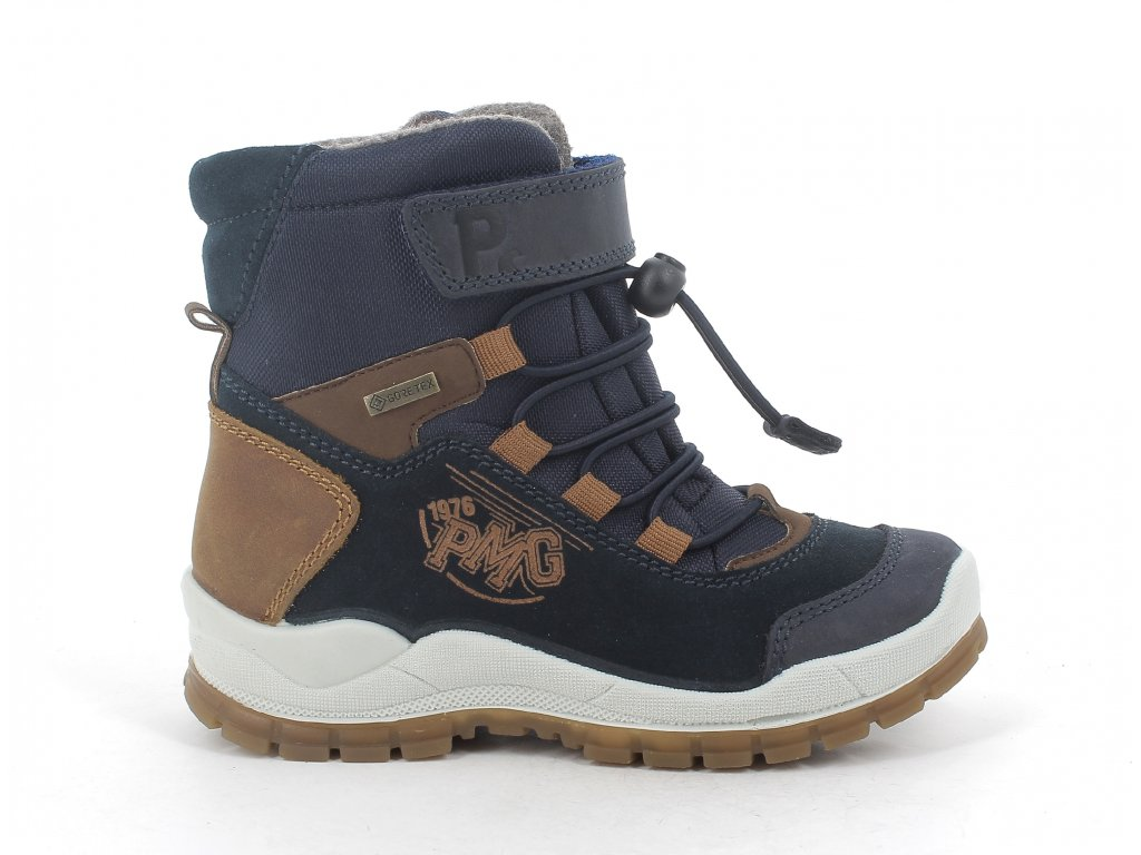 Zimní obuv Primigi 8395933 s GoreTex membránou