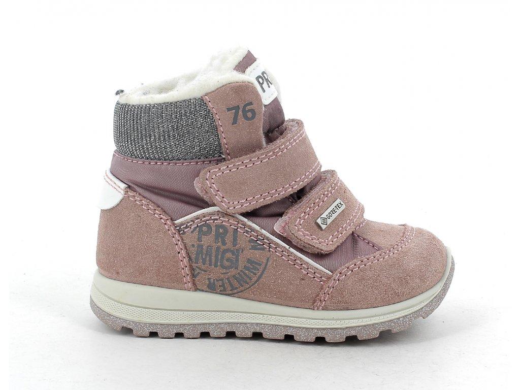 Zimní obuv Primigi 8354022 s GoreTex membránou