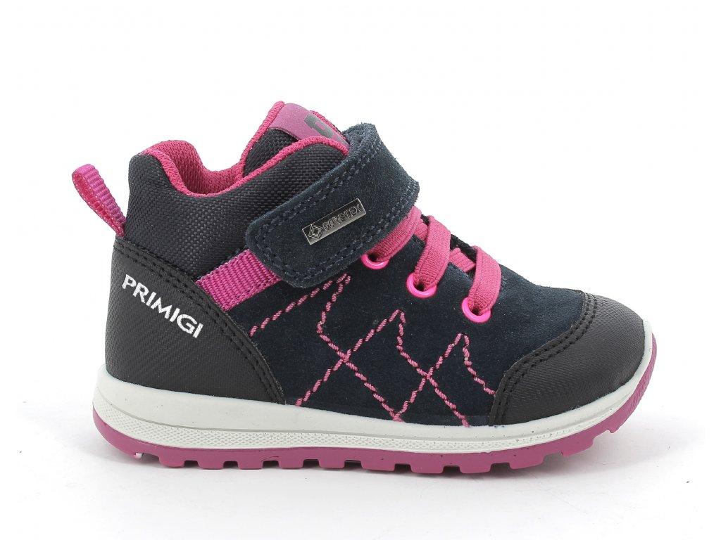 Celoroční obuv Primigi 8353944 s GoreTex membránou