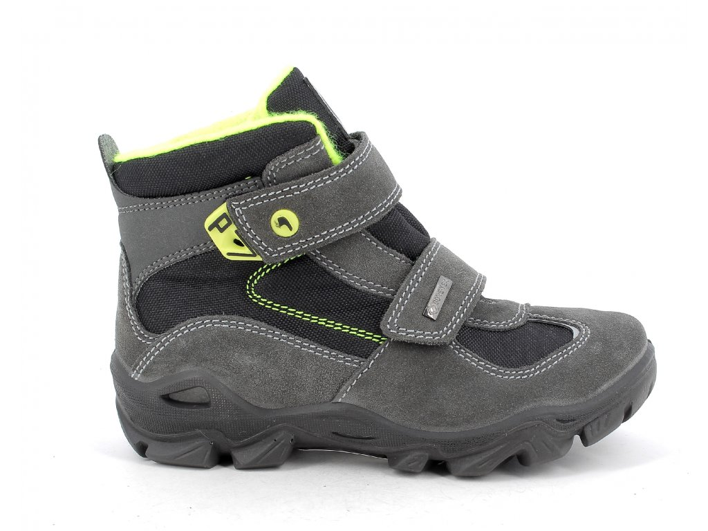 Zimní obuv Primigi 8394133 s GoreTex membránou