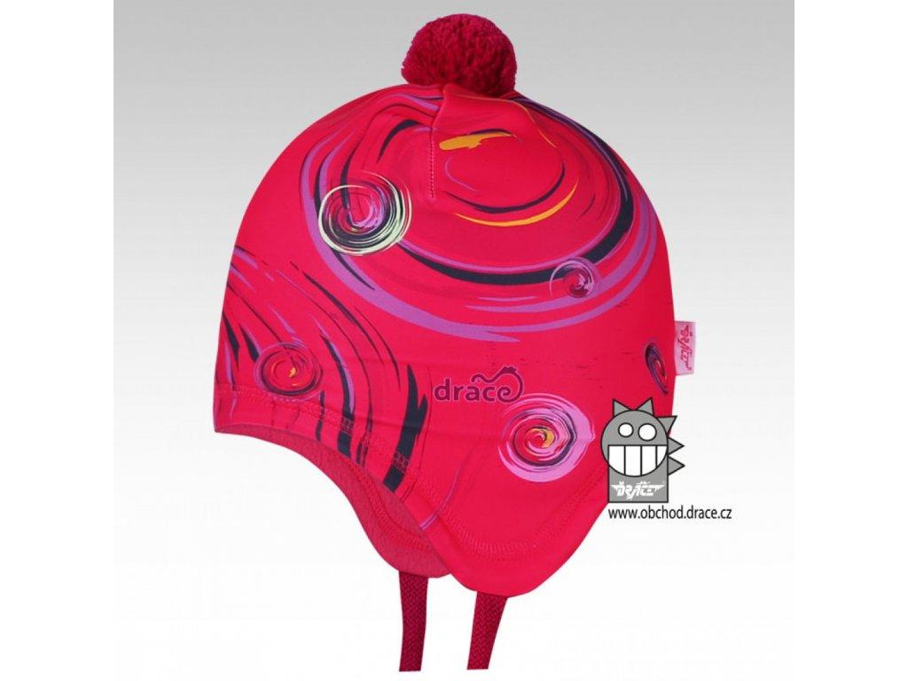 Zimní čepice Dráče Laponka-Polárka 16