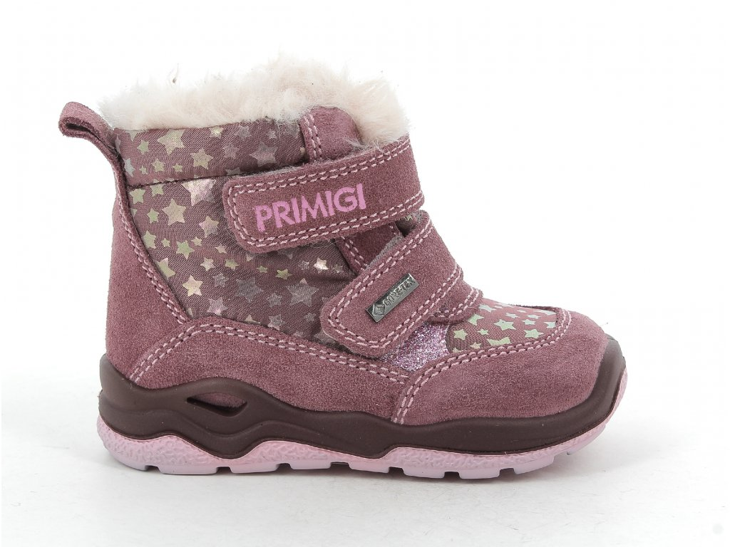 Zimní obuv Primigi 8366200 s GoreTex membránou