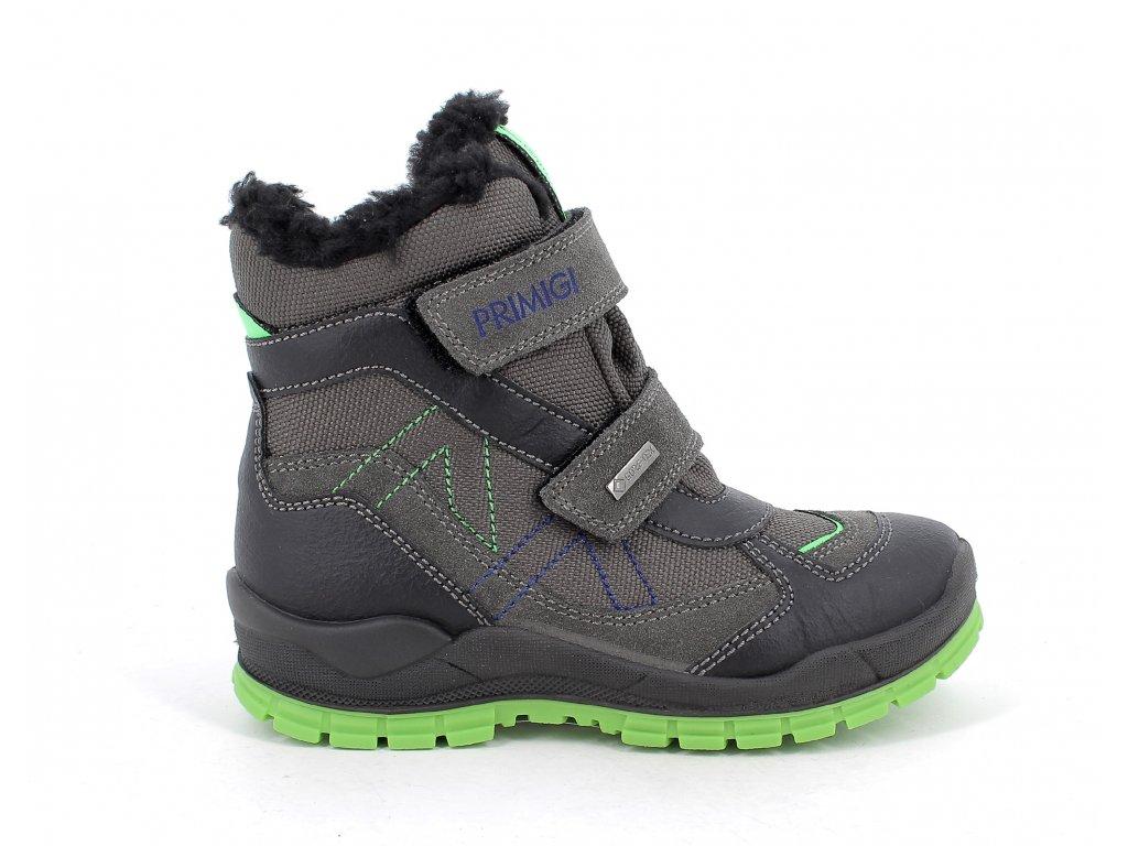 Zimní obuv Primigi 8396222 s GoreTex membránou