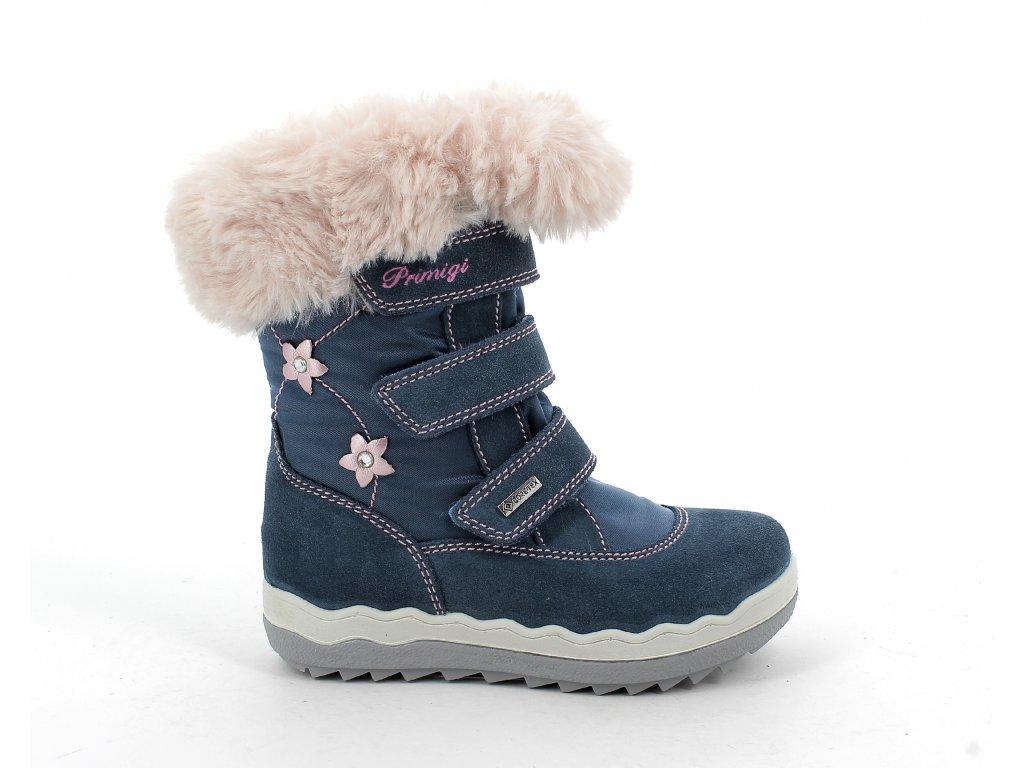 Zimní obuv Primigi 8382422 s GoreTex membránoou