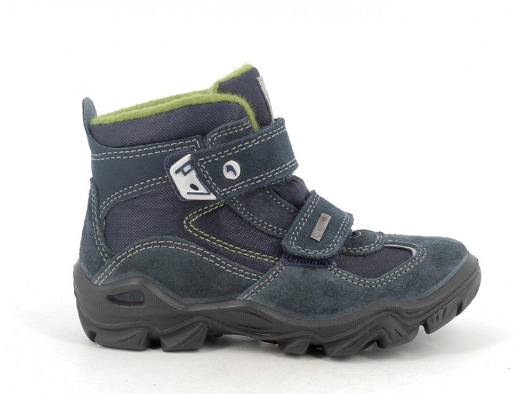 Zimní obuv Primigi 8394122 s GoreTex membránou