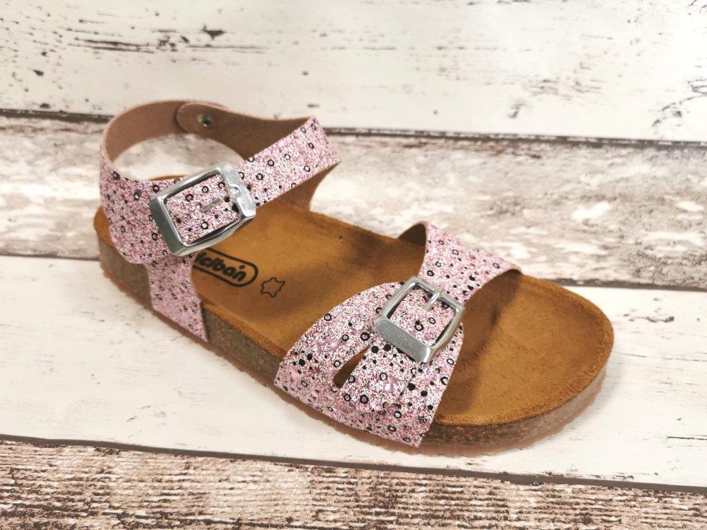 Letní kožený sandálek Ciciban Bio 305224