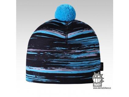 Zimní modrá funkční