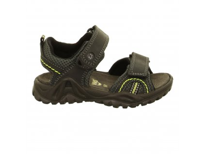 Letní sandálky Lurchi 33-18904-11 MARCEL black