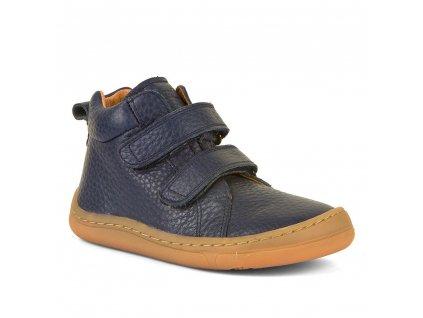 Celoroční obuv FRODDO G3110195-L  blue barefoot