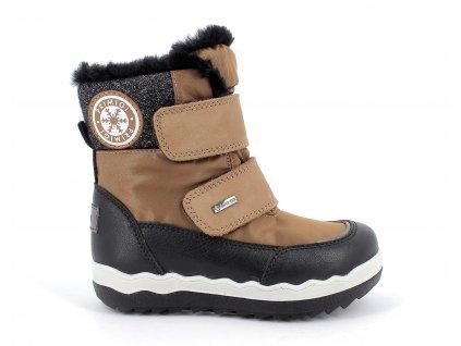 Zimní obuv Primigi 8381911 s GoreTex membránou