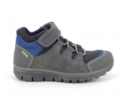 Celoroční obuv Primigi 8386177 s Gore-Tex membránou