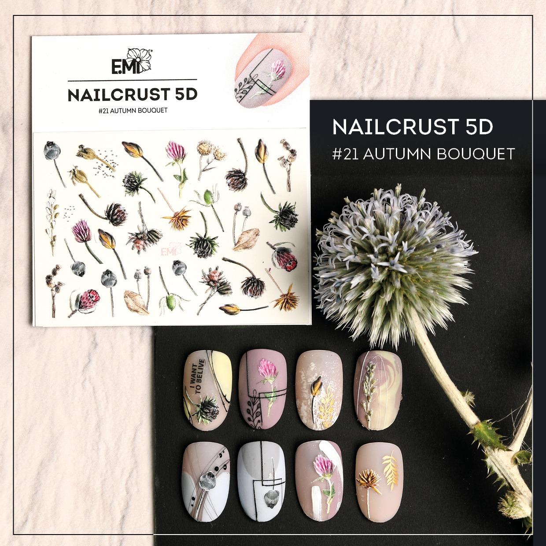 Podzim 2020 - NAILCRUST 5D #21-23