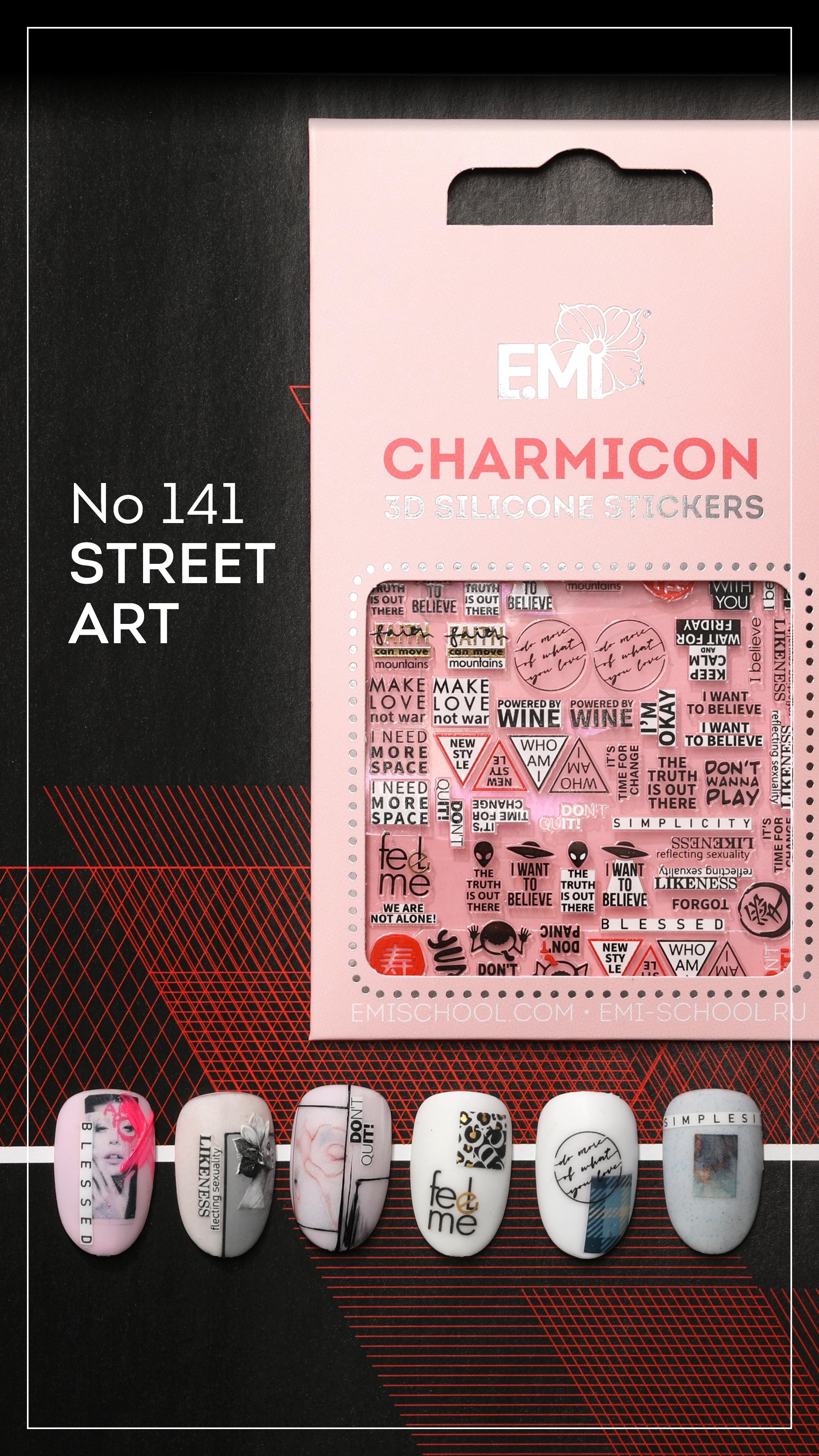 Podzim - Charmicon #138, 139, 141-143