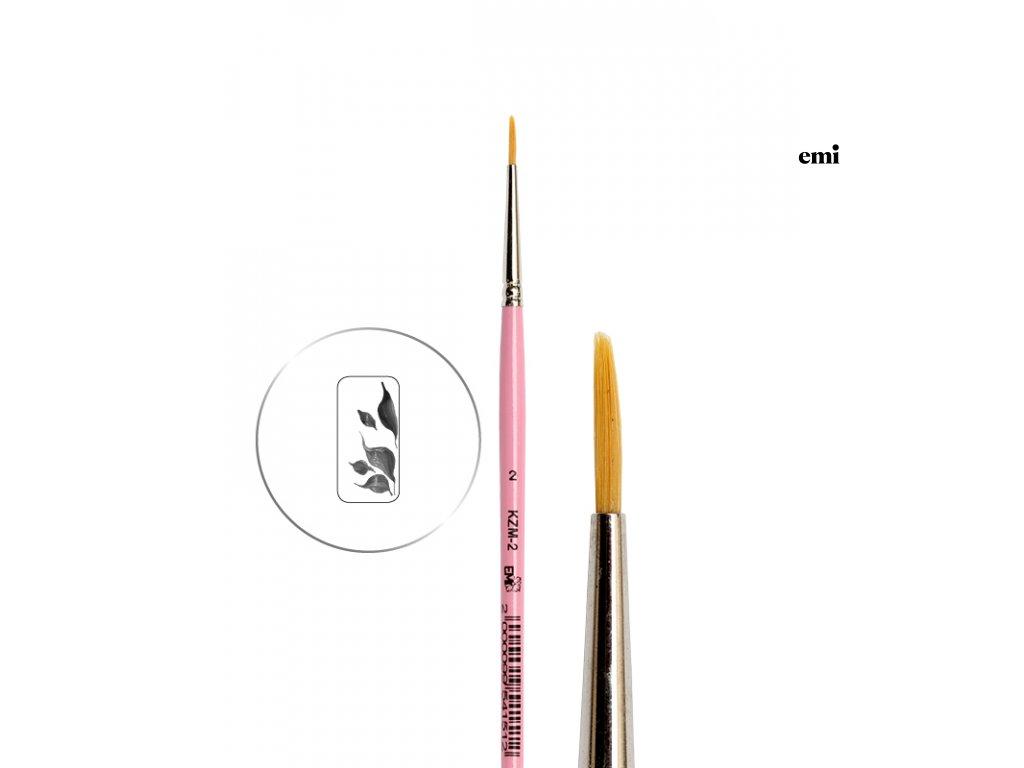 Brush Perfect Stroke # 2 KZM 2