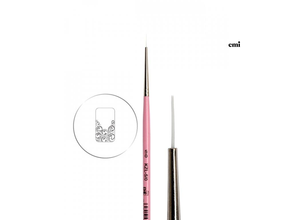 Brush Linear #5 0 KZL 5 0