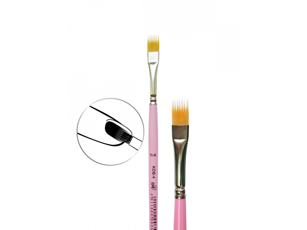 Brush Ombre #4 KOB 4